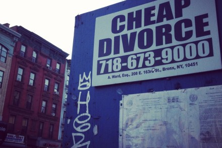 Cheap divorce
