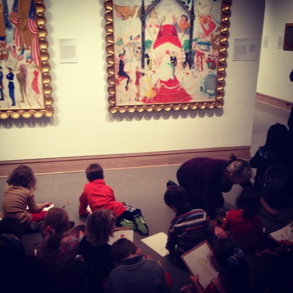 Au Metropolitan Museum