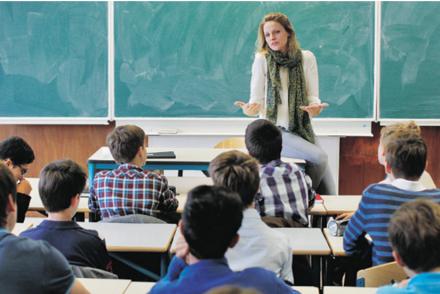 Education sexuelle en milieu scolaire