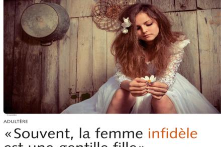 la femme infidèle